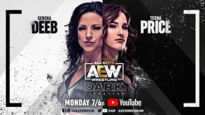 More Matches Announced For AEW Dark: Elevation