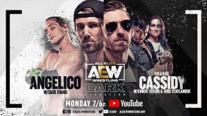 Several Matches Announced For AEW Dark: Elevation