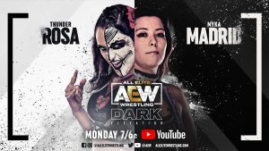 AEW Announces More Matches For Monday's Dark: Elevation