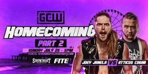 GCW Homecoming Night Two Results: GCW Tag Team Title Match, Joey Janela In Action