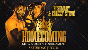 Two Teams Announced For IMPACT Homecoming Tournament
