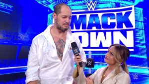 Photo: WWE Official Says Baron Corbin Has Been Asking Him For Cash