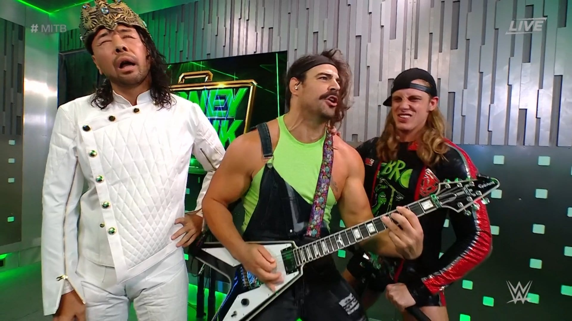 Backstage News On The WWE Money In The Bank Streaming Issues, Peacock Responds To Fans