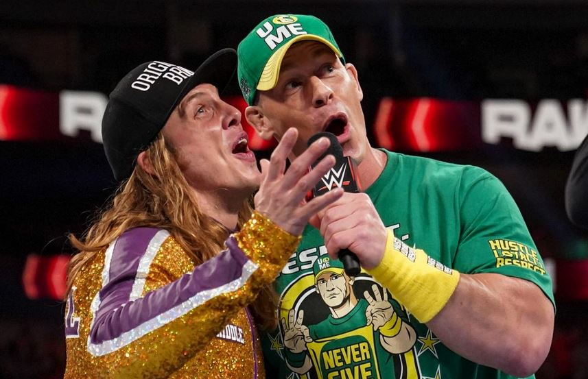 Speculation On Riddle Appearing On Smackdown