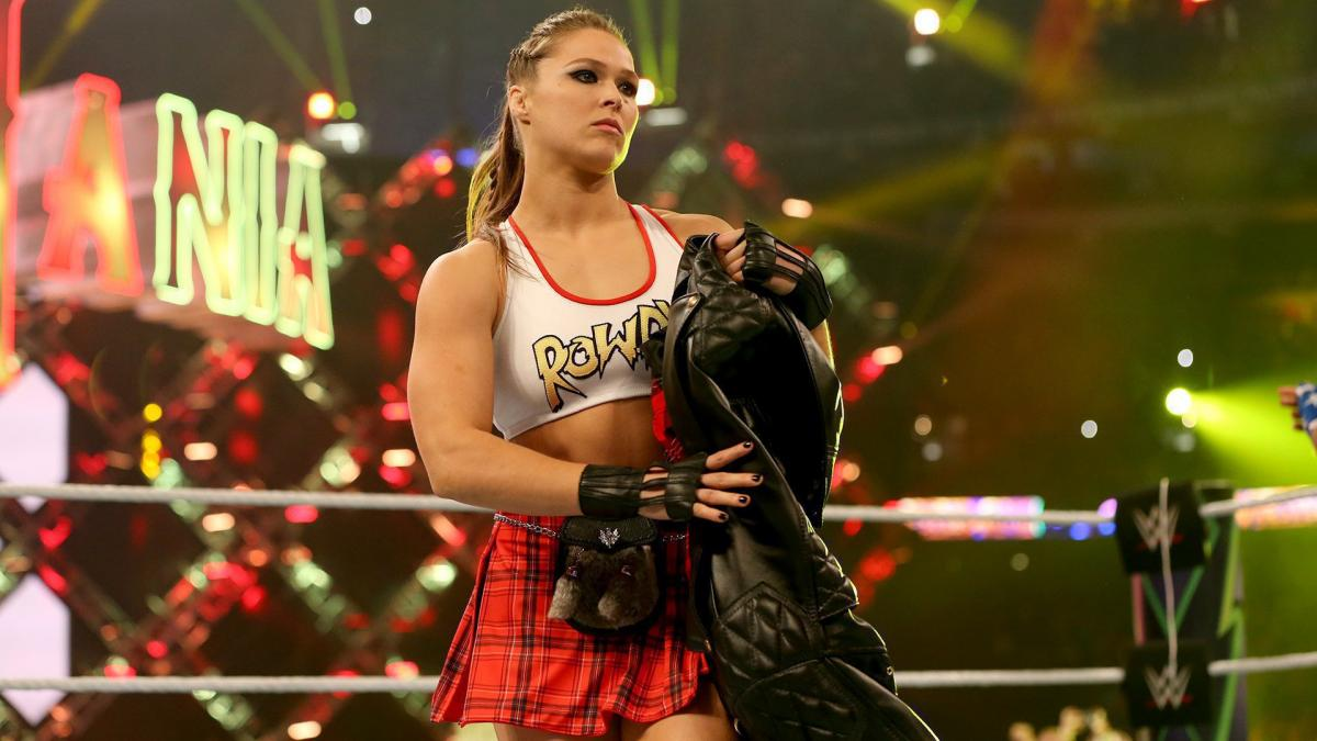 Photo: Ronda Rousey Shares Post-Pregnancy Update