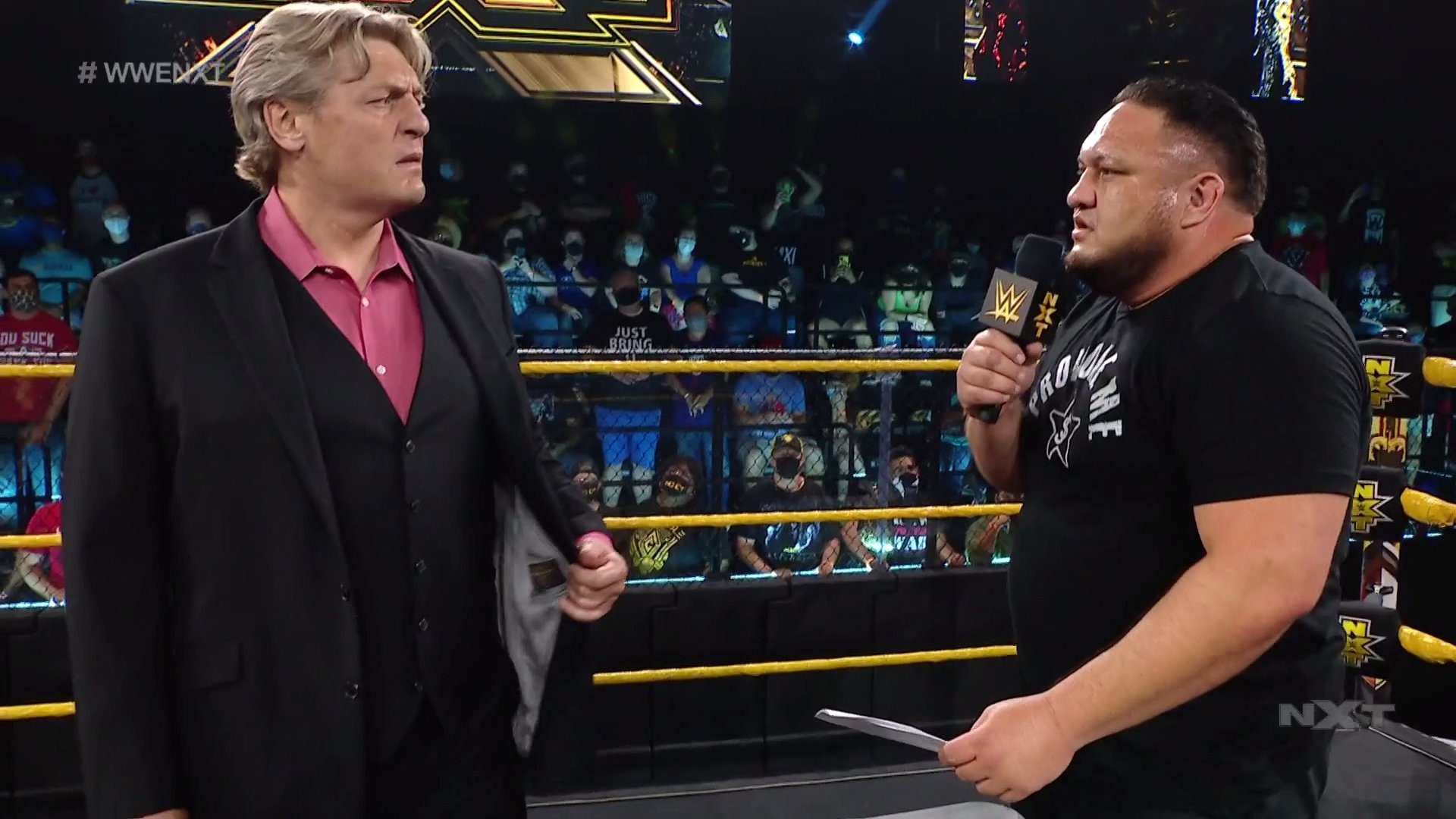 Samoa Joe Discusses Severity Of His Concussion That Put Him Out Of Action