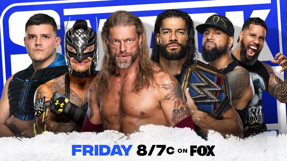 WWE SmackDown Preview For Tonight: Big Six-Man Main Event, WWE Returns To Touring, More