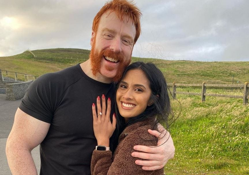 Sheamus Engaged To Be Married