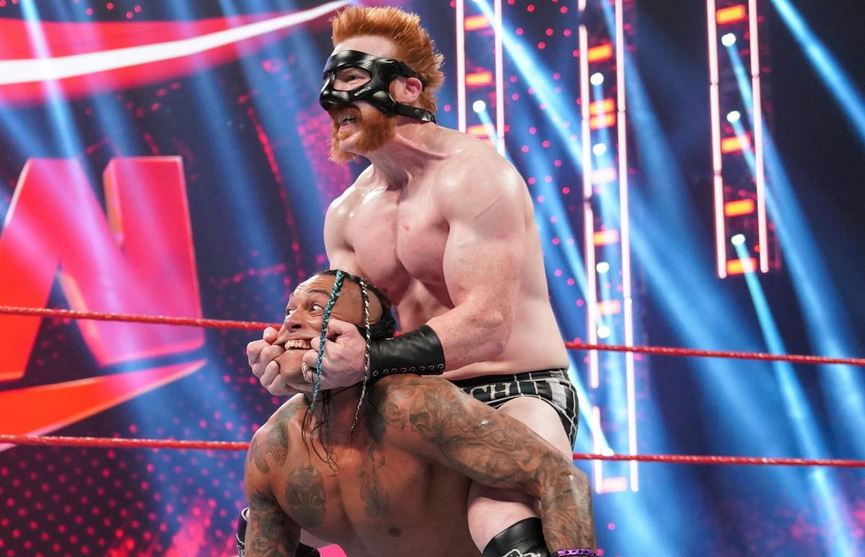 Damian Priest Is New #1 Contender To The US Title, Sheamus On His Nose