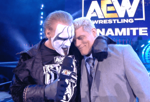 Cody Rhodes On Which Wrestling Legend He Wants To Face In AEW