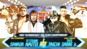 New Tag Champions Crowned At NJPW Wrestle Grand Slam