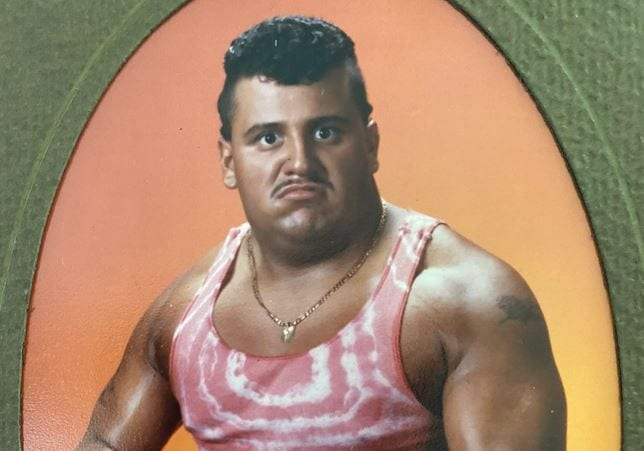 Taz Reveals Photo From His Very First Shoot In 1986