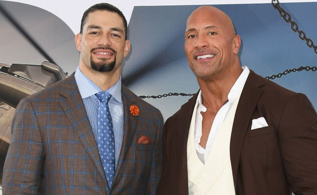 The Rock And Roman Reigns To Work A Tag Team Match At WrestleMania 38?