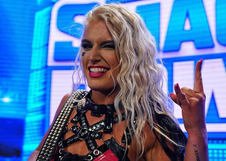 Reason Behind Toni Storm's WWE Smackdown Absence Following Big Debut 15