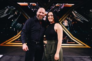 Triple H Reacts To Birthday Posts From Motörhead, Charlotte Flair, Stephanie McMahon, More