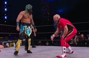 Tully Blanchard On How Long He Needed To Recover From Luchasaurus Kick On AEW Dynamite