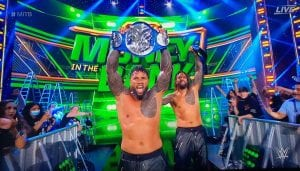 WWE Money In The Bank: The Usos Vs. The Mysterios (SmackDown Tag Team Titles, Kickoff)
