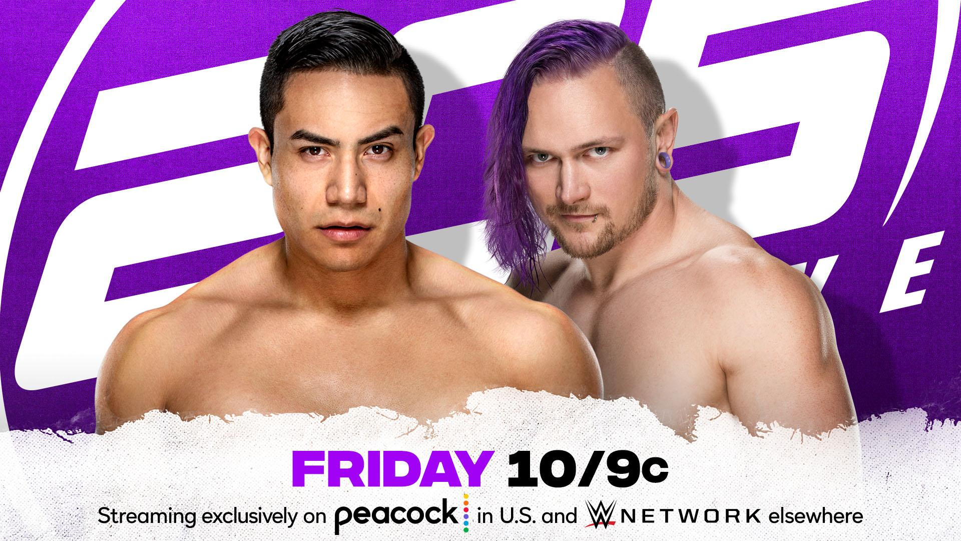 WWE 205 Live Results (7/23): Jake Atlas And Ari Sterling Square Off In The Main Event