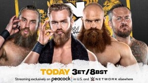WWE NXT UK Results (7/29): Moustache Mountain Duke It Out With Symbiosis In The Main Event