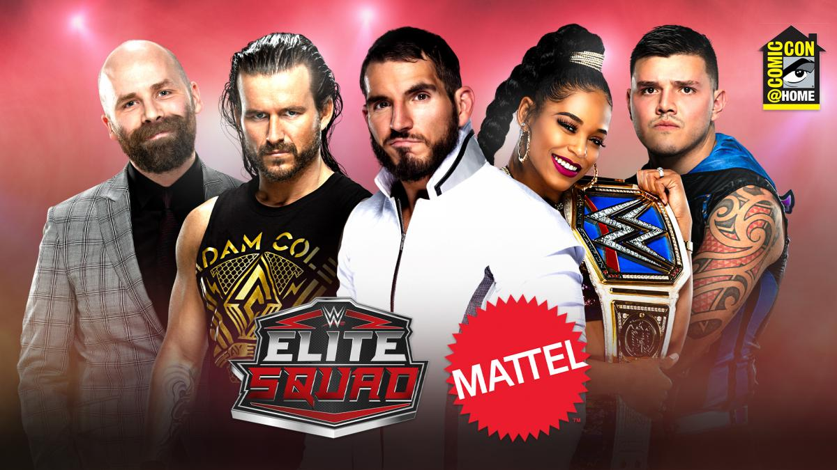 WWE Panel Scheduled For San Diego Comic Con Today