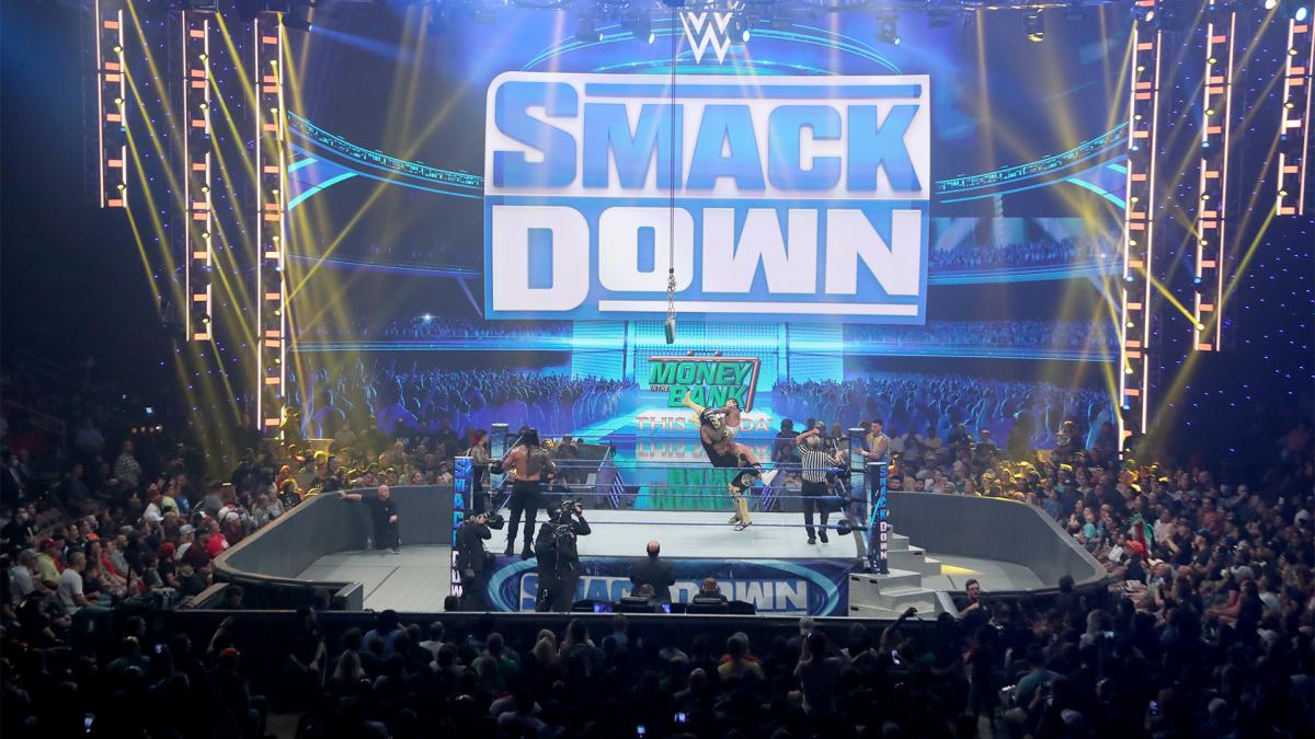 WWE SmackDown Scores Best Audience In Six Months With Fans Back