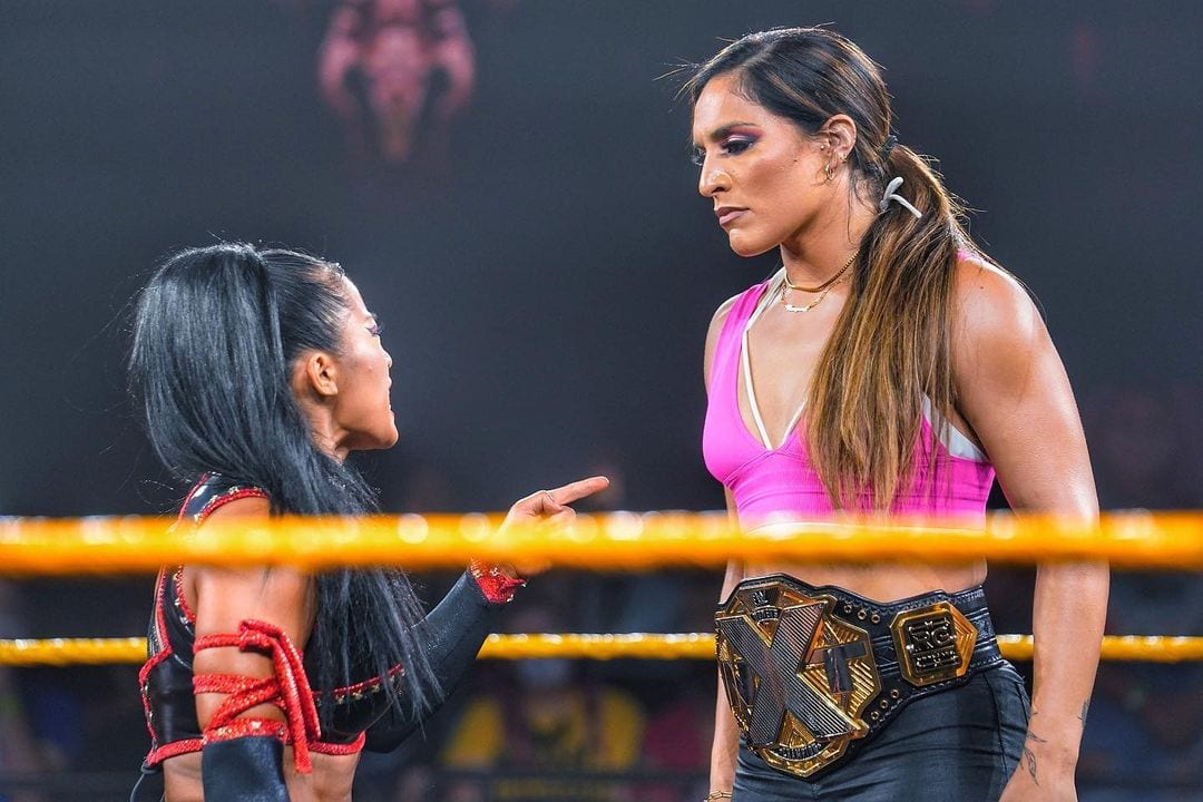 Title Match On Next Week's WWE NXT, The Diamond Mine Also In Action