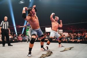 The Young Bucks Say They Will One Day Wrestle The New Day