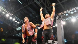 2point0 Says Moment With Sting May Be What Led To Their AEW Contracts