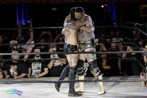 AEW Star Makes Surprise Appearance At PWG Mystery Vortex 7