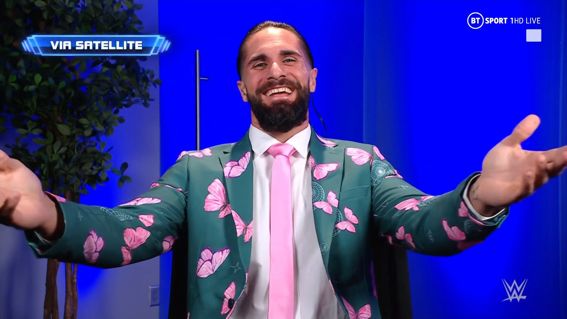 AEW Star Reacts To Seth Rollins' Promo On WWE SmackDown