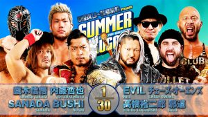Eight Wrestlers To Miss NJPW Summer Struggle Due To COVID-19 Protocols