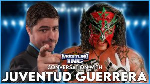 """Juventud Guerrera Shoots On """"Difficult"""" Relationship With Vince McMahon, The Mexicools"""