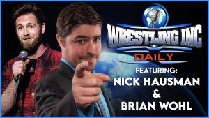 """WInc Daily LIVE: Backstage WWE News On Keith Lee, Ruby Soho Is """"The Runaway"""""""