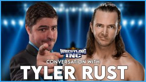 """Tyler Rust Addresses Rumors Vince McMahon Is Mad At WWE NXT For """"Losing To AEW"""""""