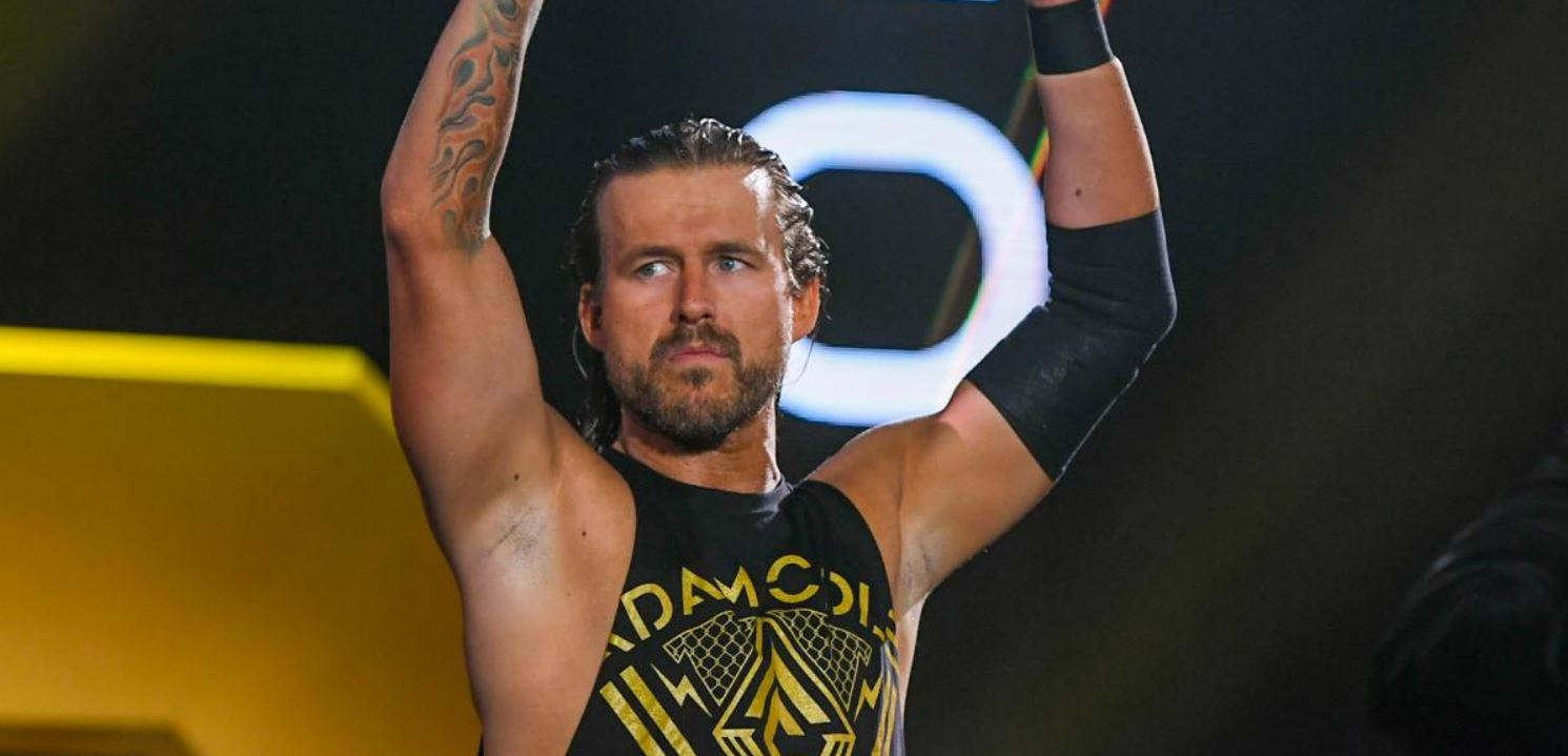 Adam Cole Reportedly Made It Clear To WWE He Would Not Give Up His Twitch Account