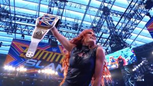Becky Lynch Returns At WWE SummerSlam, Quickly Wins SmackDown Women's Title
