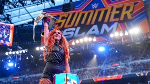 Becky Lynch Announced For WWE Super SmackDown At MSG