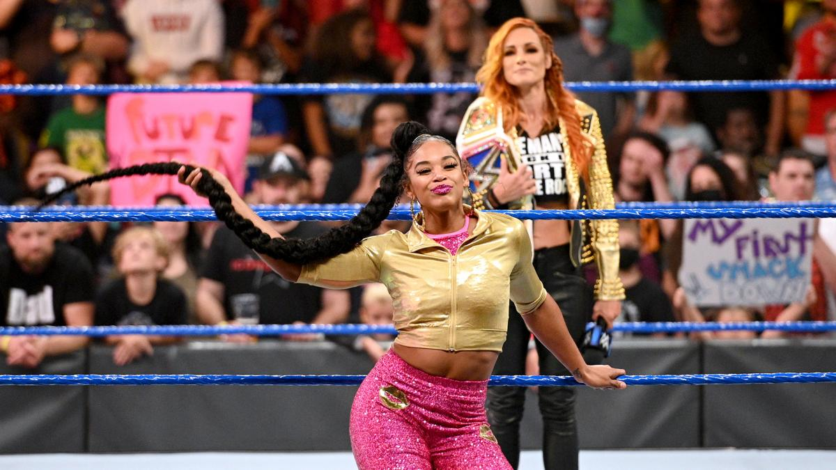 Bianca Belair Would Want Sasha Banks And Naomi In Her Dream WWE Faction