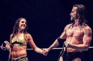 """Britt Baker On Adam Cole Possibly """"Jumping Ship"""" From WWE To AEW"""