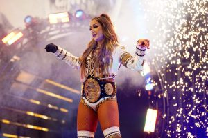 Britt Baker Reveals Which Current WWE Stars Were Her Inspiration In The Business