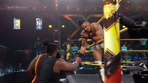 WWE NXT Results – Fallout From Takeover 36, Danny Burch Returns, Six-Man Main Event, More