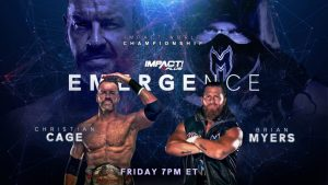 """Impact Wrestling """"Emergence"""" Results: Christian Cage Defends Against Brian Myers"""