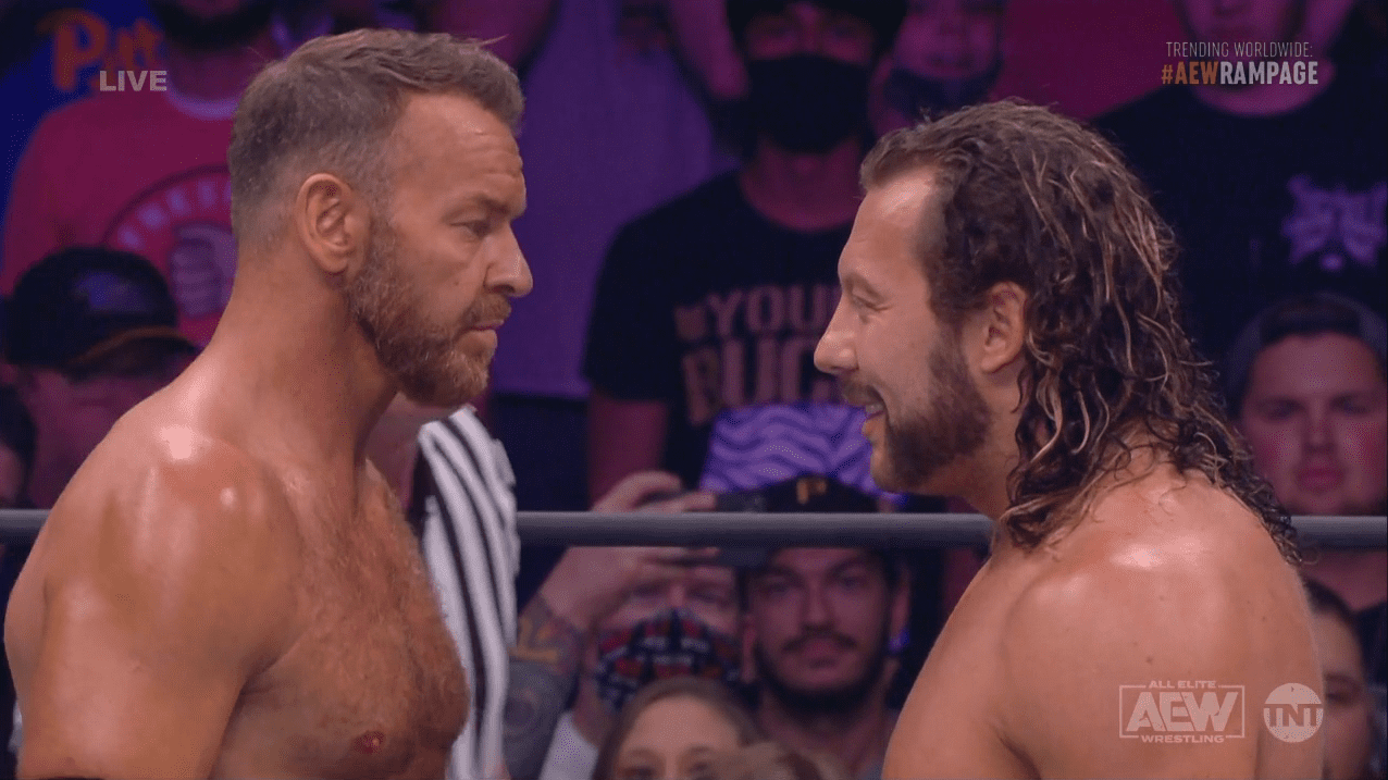 """Kenny Omega Feels """"Disrespected"""" After Loss On AEW Rampage"""