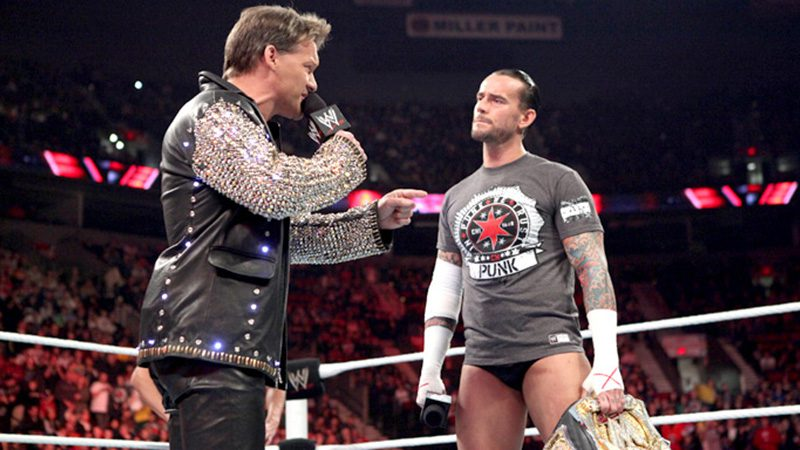 Chris Jericho Talks AEW Matchups With CM Punk And Bryan Danielson On Their Roster
