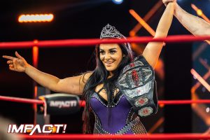 """Deonna Purrazzo Says It Would Be """"A Dream"""" To Work With AEW Star"""