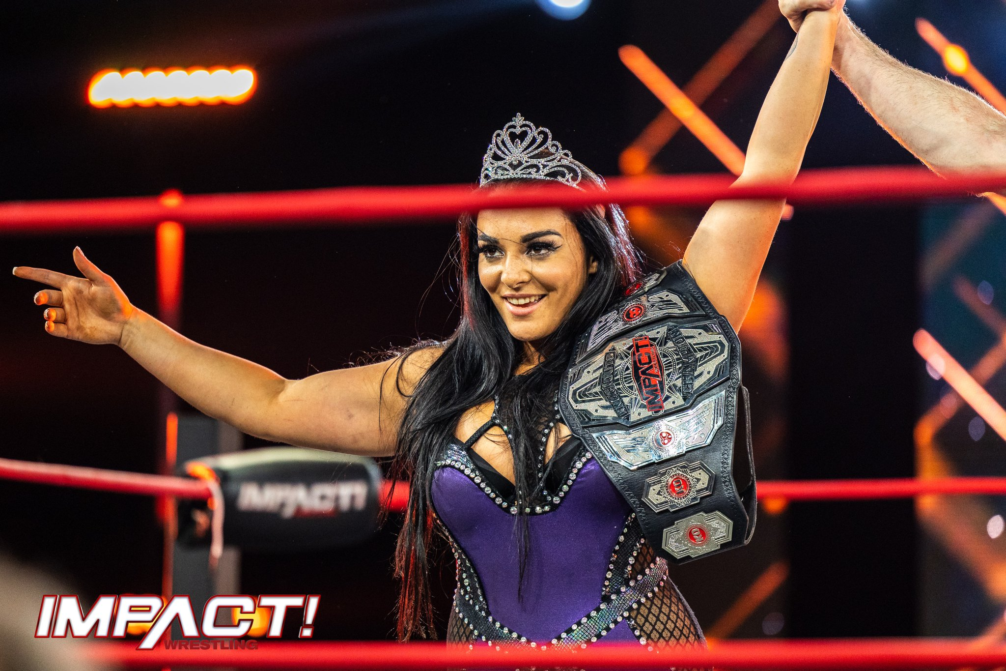 """Ex WWE Star Deonna Purrazzo On NXT Stint, """"I Was Doing Wrong"""" 38"""