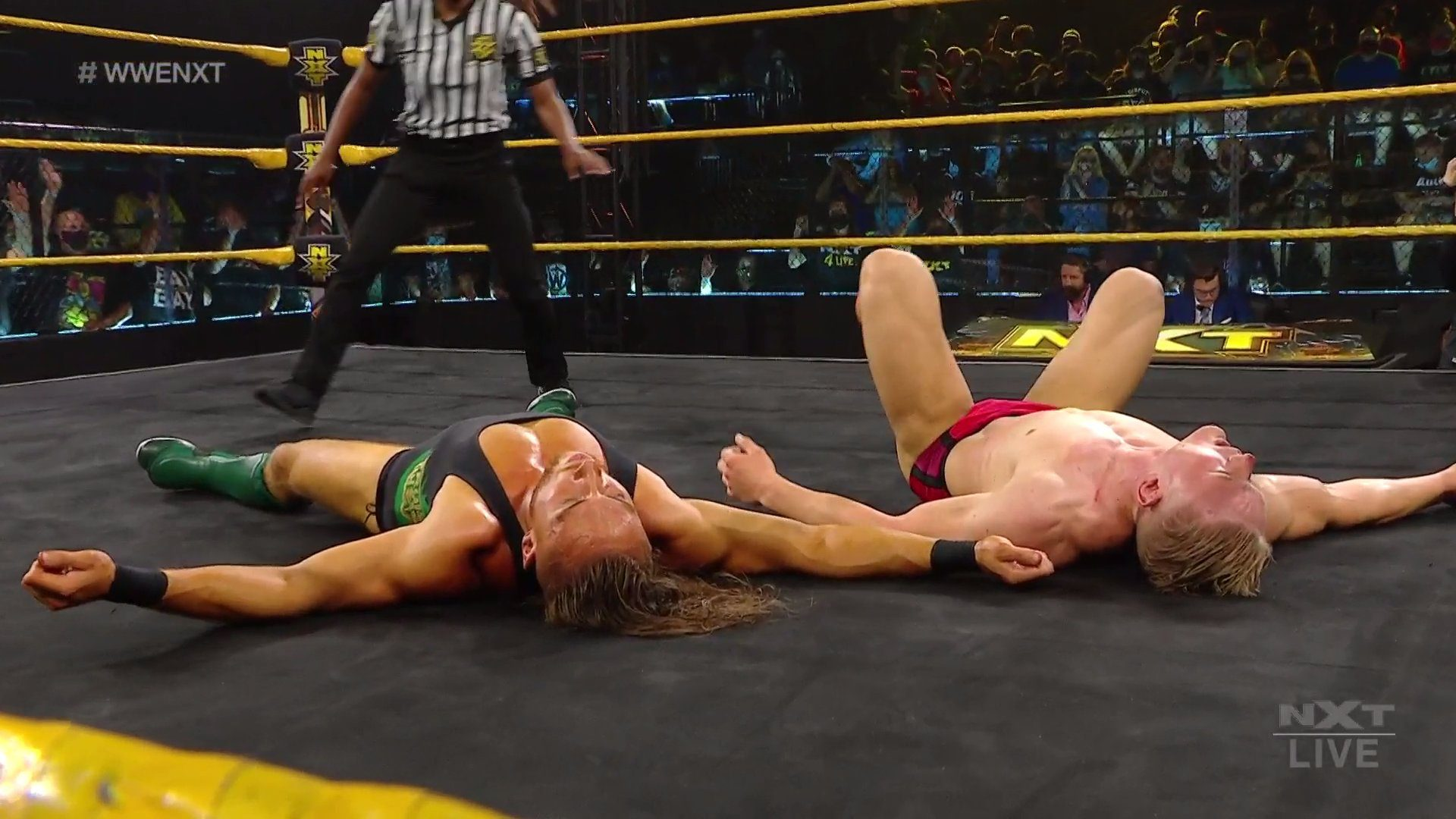 WWE NXT Results – Ilja Dragunov Vs. Pete Dunne, Breakout Tournament Continues, More