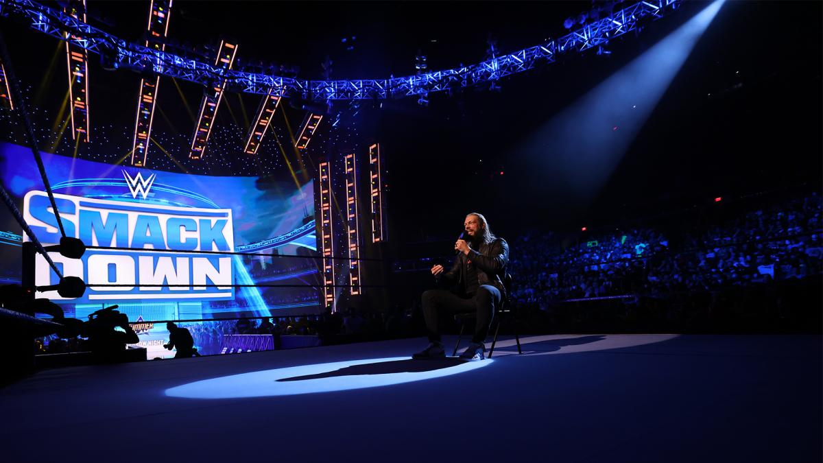 WWE SmackDown Results – SummerSlam Go-Home Show, John Cena And Roman Reigns Face Off, More