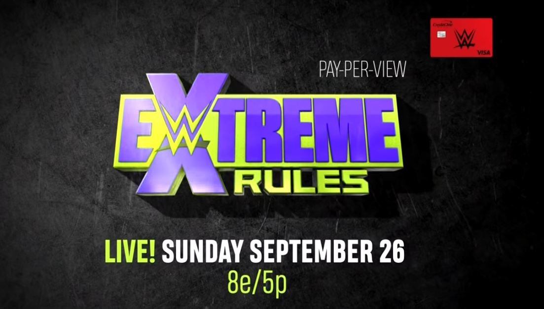 New WWE Extreme Rules Title Match Revealed – Wrestling Inc. - Times News Express