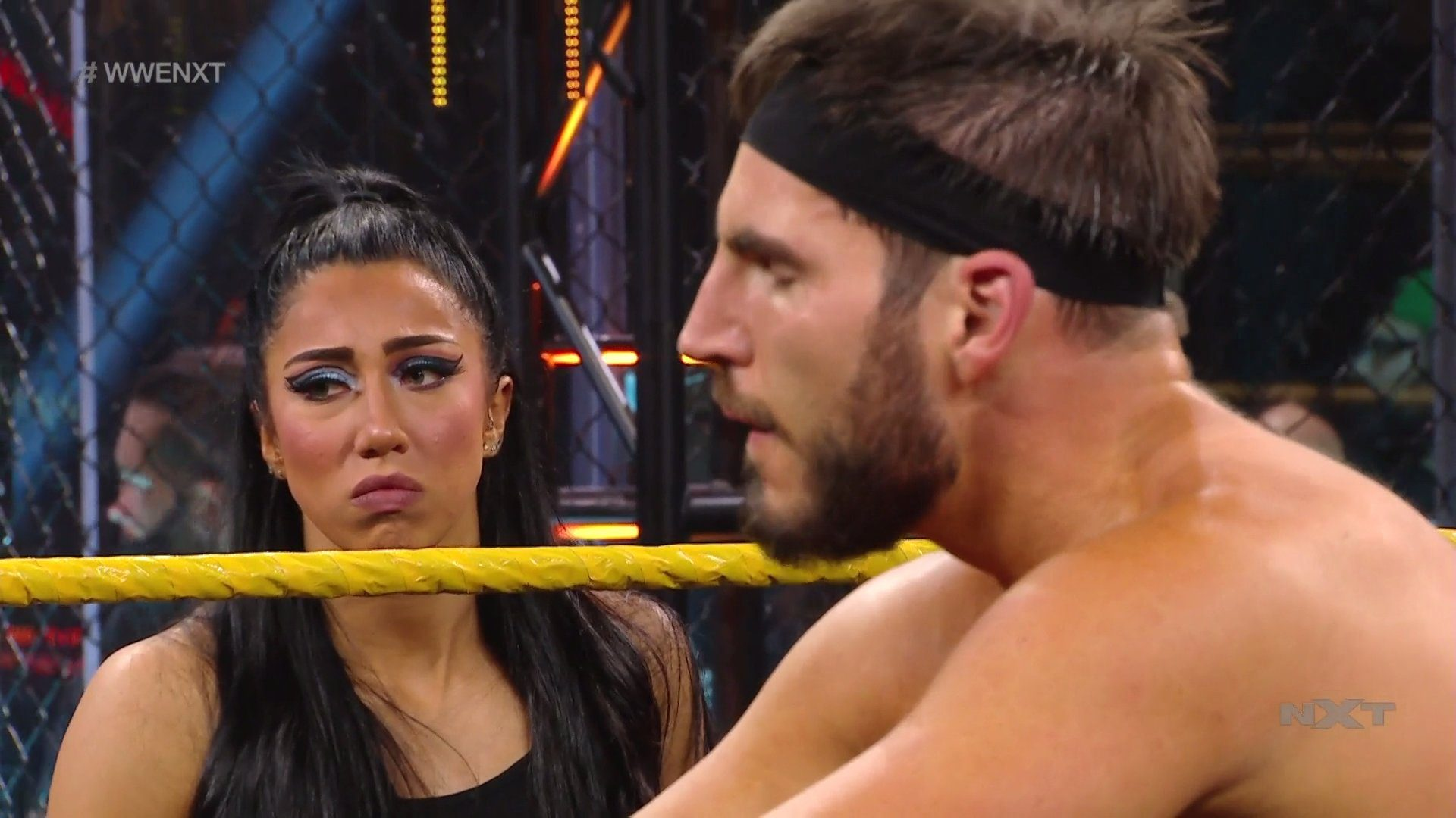 WWE NXT Results – Ridge Holland's Ring Return, Love Her Or Lose Her Match, More